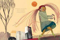 Le figure dei libri » Blog Archive » Beatrice Alemagna ospite d'onore al Lucca Junior 2013