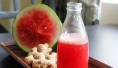 Treat Your Body To A FULL Kidney Detox and Prevent Cancer with this Watermelon Ginger Juice
