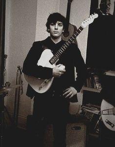 Mr. Syd Barrett of Pink Floyd in 1965.