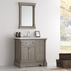 mirror size for 36 vanity. Fresca Kingston Antique Silver 36 Inch Traditional Bathroom Vanity With  Mirror Size Single Vanities The Features