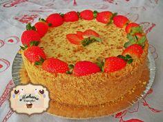 Cheesecake de Natas. www.mahanacupcakes.com