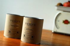 Verve Coffee's limited roast: cans. #coffee #packaging #design