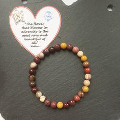 Gemstone Bracelet/Handmade Bracelet/Healing Crystal Bracelet/Reiki Bracelet/Reiki Jewellery/Gemstone Bracelet/Chakra Bracelet by PositivelyGiving on Etsy