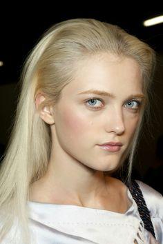 Russian model Elena Vlada Roslyakova as Astoria Greengrass.