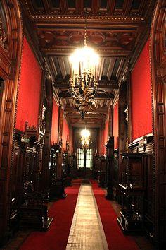 Wood-Way, Palacio Paz, #Buenos Aires, #Argentina