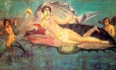 Venus llegando a Citera.