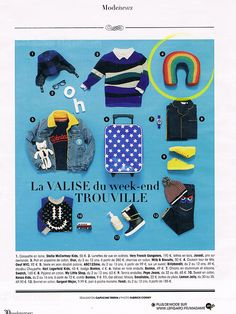 Oeuf in Madame Figaro August 2016