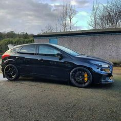 Another crazy focus rs to leave richardmonk premises in nottingham blueprint nottingham start our demo car today focusrs rsdirect rsfocus mk3rs malvernweather Choice Image