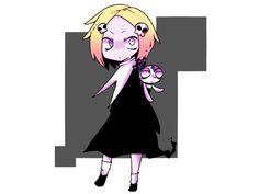 Lenore: The Cute Little Dead Girl, Ragamuffin, Lenore, Skull (Symbol), Skull Clip, Skull