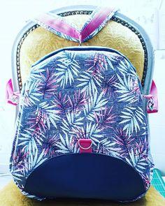 Delphine Bestel sur Instagram: Voici mon mon sac Limbo, sac à dos transformable en besase et sac à main ! #sacotinaddict #sacotin #coutureaddicted #couturesac…