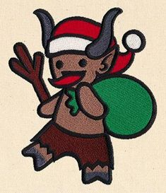 Too Cute Krampus_image