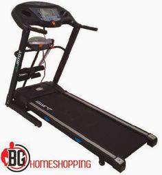 BG homeshoping Magelang: Treadmill Elektrik Tl 244 2,5HP+ MASS