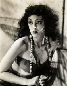 """Lota played by Kathleen Burke. Burke worked as a dental assistant in Chicago, before winning a talent contest sponsored by Paramount Pictures to play Lota the """"Panther Woman"""" in Island of Lost Souls. The contest, announced in July 1932, allegedly had 60,000 applicants from around the country. Burke was announced as the winner on September 29."""