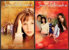 Joan of Arcadia (2003) - Great series.  Unfortunately, they cancelled it at a pivotal point!