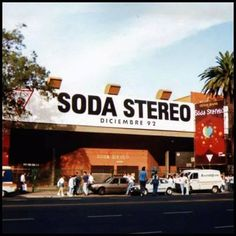 Inolvidable Estadio Obras - 1992 Soda Stereo, Sound Of Music, Music Is Life, My Music, Nada Personal, Rock Argentino, Rock Y Metal, Heavy Rock, Photo Wall Collage