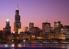 Chicago, IL - I want to visit this city too!