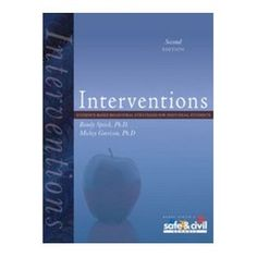 Interventions - Evidence-based Behavioral Strategies for Individual Students