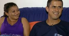 Homem com Down aprende Libras para se comunicar com esposa surda