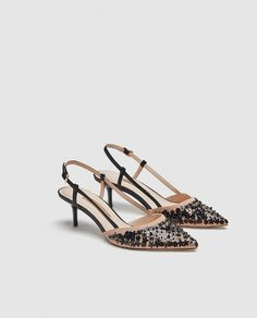 52ab4f56 7 Best Women's Slingback Shoes images | Slingback shoes, Peep toe ...