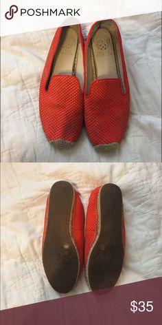 Selling this Vince Camuto Flats on Poshmark! My username is: cortezjenn36. #shopmycloset #poshmark #fashion #shopping #style #forsale #Vince Camuto #Shoes