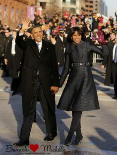 Mr. President & First Lady Obama