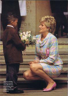 Diana, Princess of Wales...