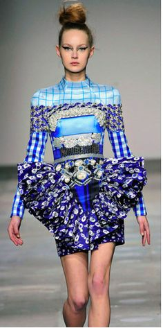 mary katrantzou - haute couture - inspiring dresses