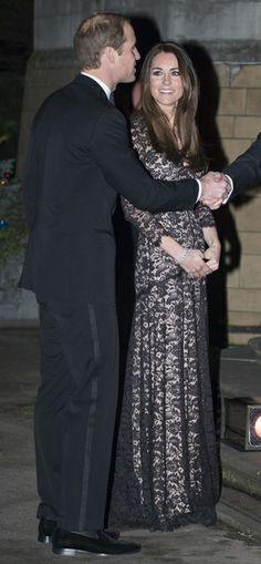 Kate et William, l'amour en 3D.