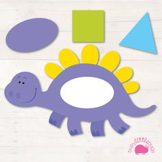 Our Dinosaur Shape Match Game is a great, fun shape matching game for your children. All images are brightly coloured and are of high quality. In each downloadable game pack you will find: 12 dinosaurs 12 shapes HOW TO PLAY: 1. Children are to match each shape to the