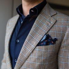 New moda elegante sport hombre ideas Der Gentleman, Gentleman Style, Suit Fashion, Mens Fashion, Costume, Sport Chic, Blazers, Outfit Combinations, Suit And Tie