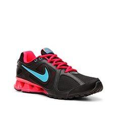 Nike Reax Run 8 Performance Running Shoe - Womens