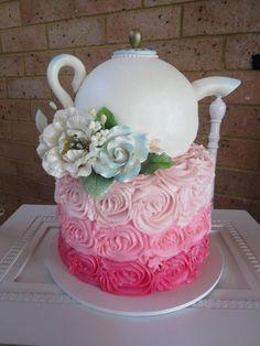high tea party via #babyshowerideas #teaparty #party Baby shower ideas for boy or girl