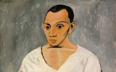 Watch a short video about Pablo Picasso, whose influence spans every aspect of Century Art. He created enough works to fill several museums, and his paintings were concerned more with creating new forms than imitating life.Read more about Pablo Picasso. Kahlo Paintings, Monet Paintings, Picasso Paintings, Van Gogh Paintings, Pablo Picasso, Design Floral, Art Design, Modern Painting, Art Nouveau