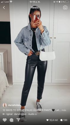 Denim Shirt With Jeans, Converse Style, Shirt Jacket, Spring Outfits, Sunnies, Jackets, Shirts, Converse Shoes, Down Jackets
