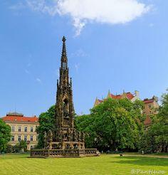 Prague : Krannerova kašna