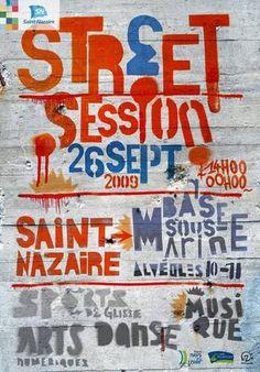 Street Session 2009, Saint Nazaire