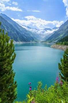 vacations best places to visit Zillertal Valley in the Austrian Alps - Tyrol, AustriaZillertal Valley in the Austrian Alps - Tyrol, Austria Beautiful Places To Visit, Wonderful Places, Beautiful World, Cool Places To Visit, Places To Travel, Places To Go, Landscape Photography, Nature Photography, Dslr Photography