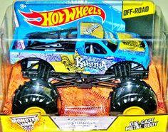 Hot Wheels Monster Jam 1:24 Scale Big Kahuna Vehicle Hot Wheels http://www.amazon.com/dp/B00NZAWUCS/ref=cm_sw_r_pi_dp_owq8vb0CVW4RZ
