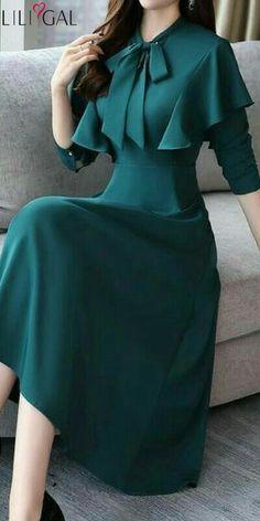 Moda vintage fashion outfits hats new Ideas Trendy Dresses, Cute Dresses, Vintage Dresses, Beautiful Dresses, Casual Dresses, Prom Dresses, Dresses Dresses, Wedding Dresses, Skater Dresses