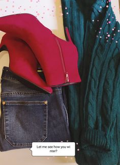 staying warm has never looked so good! Talk About Love, Stay Warm, Leather Jacket, Jackets, How To Wear, Stuff To Buy, Fashion, Studded Leather Jacket, Moda