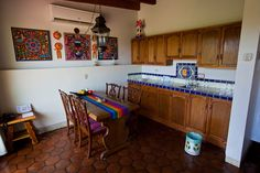 One of the suites at Rancho La Puerta in Mexico. Heavenly