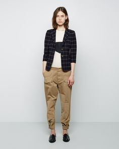 Band of Outsiders  Shrunken Schoolboy Jacket | La Garçonne