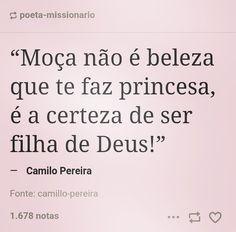 Entendeu filhas do Rei! #boanoite #boanoitee #Jesuschrist #Jesusfreak #instagood #instasister #followmeplease  #quote  #happy #love #grace #Dios #God #Deus #Jesus #palavra #blessed #amazing #Holyspirit #Cristian #Savior #Biblia  #amor #fé #instagram #jesuscristo by poeta_missionario