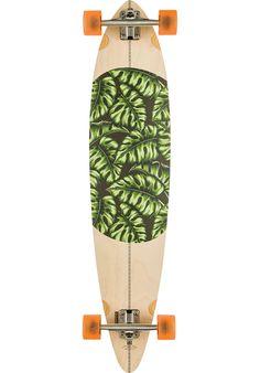 Globe Monstera-Pintail - titus-shop.com  #LongboardComplete #Skateboard #titus #titusskateshop