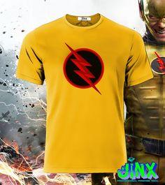 Playera o Camiseta Flash - Jinx