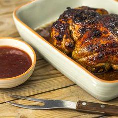 Täytetty joulukalkkuna - Reseptit - Kariniemen.fi Tandoori Chicken, A Food, Pork, Meat, Ethnic Recipes, Christmas, Kale Stir Fry, Beef, Yule