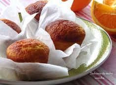 Queques de laranja - Receita - SAPO Lifestyle