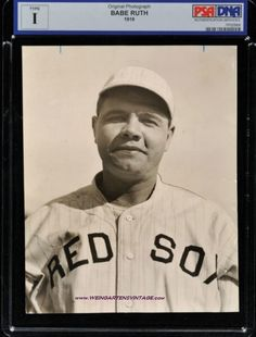 Sports Mem, Cards & Fan Shop Very Early Babe Ruth Red Sox Rookie Baseball Pitcher Gm 2 1914 Boston Newspaper Buy One Give One