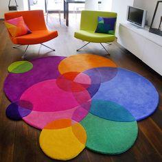 Bubbles Rug - Sonya Winner Studio   Design Is This