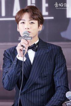 #화양연화onstageEpilogue Press Conference  #방탄소년단  #BTS #Jungkook